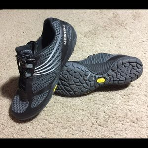 "Merrell ""body glove 3"" athletic extra grip shoes"